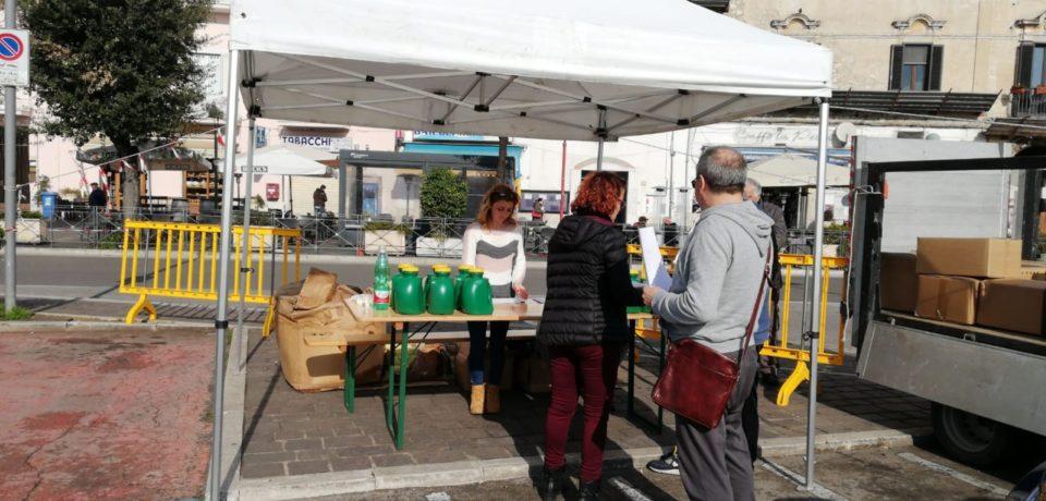 """Formia / Successo per la prima giornata delle """"Domeniche ecologiche"""""""