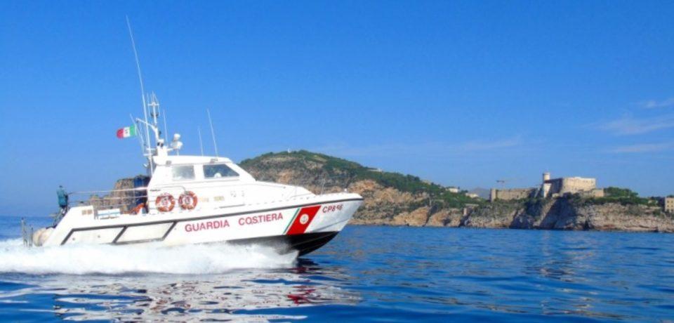 Formia / Sequestrati 150 metri di rete da posta abusivamente utilizzati da pescatori sportivi