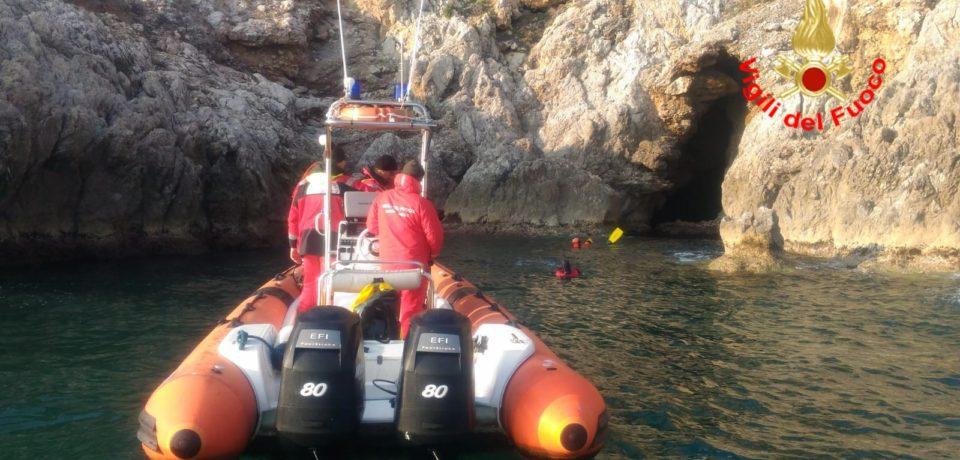 Sperlonga / Continuano le ricerche del 53enne di Nettuno scomparso sulla Via Flacca