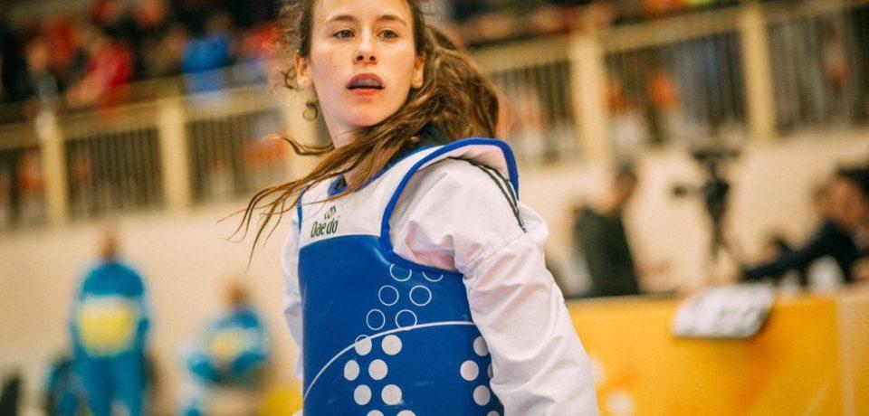 Taekwondo, Antonietta Santaniello vince medaglia d'oro a Bari e d'argento a Pisa