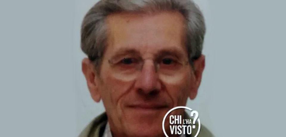 Ritrovato a Scauri Antonio Sabba, il pensionato scomparso da Caserta