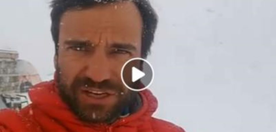 Latina / L'ultimo video dell'alpinista di Sezze Daniele Nardi [VIDEO]