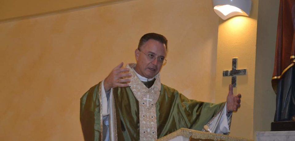 Scauri / Don Antonio Cairo nominato nuovo Parroco della Chiesa di Sant'Albina