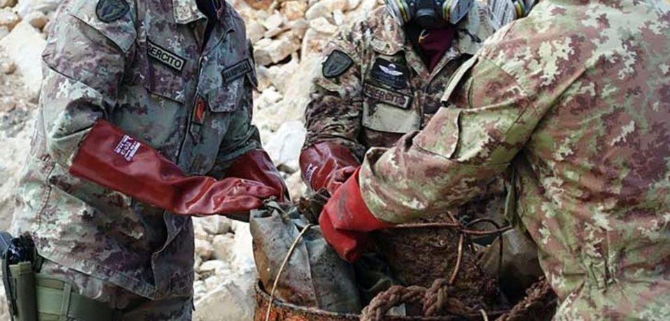 Emergenza bomba, il Sindaco Mitrano scrive alla Sindaca Villa