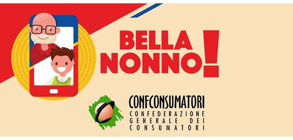 """Minturno / Confconsumatori presenta """"Bella Nonno!"""", il corso per anziani e studenti"""