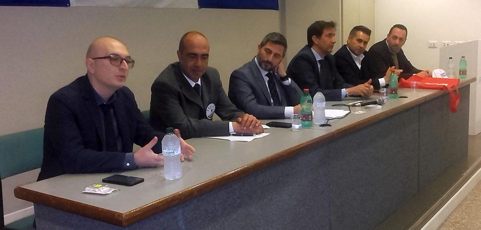 Gaeta / La Lega presenta il nuovo coordinamento nel sud pontino (video)