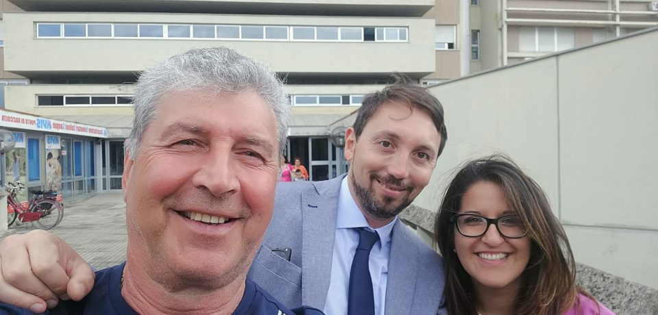 Trano, Fontana e Marcelli (m5s) a Fondi per il #SeLoDiciamoLoFacciamo tour