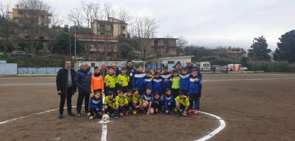 """Castelforte / Successo per il primo torneo giovanile """"La gioia di stare insieme"""""""