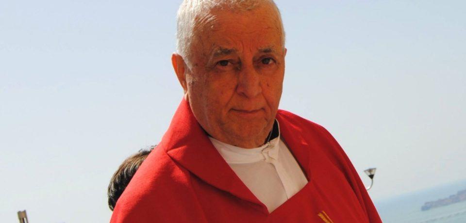 Formia piange la scomparsa di Monsignor Antonio De Meo