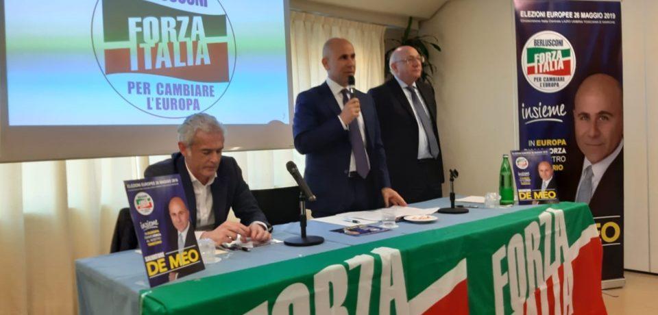 Elezioni Europee 2019: presentata la candidatura di Salvatore De Meo