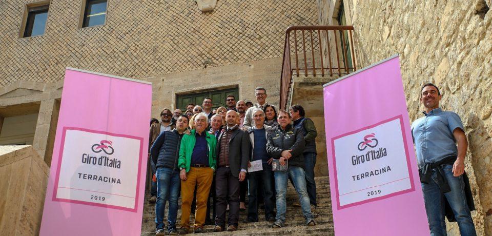 Terracina / Ciclismo, presentata la tappa del Giro d'Italia