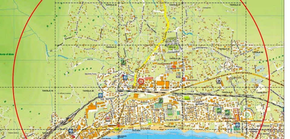 Formia / Emergenza bomba, tutte le informazioni utili sulle fasi dell'evacuazione