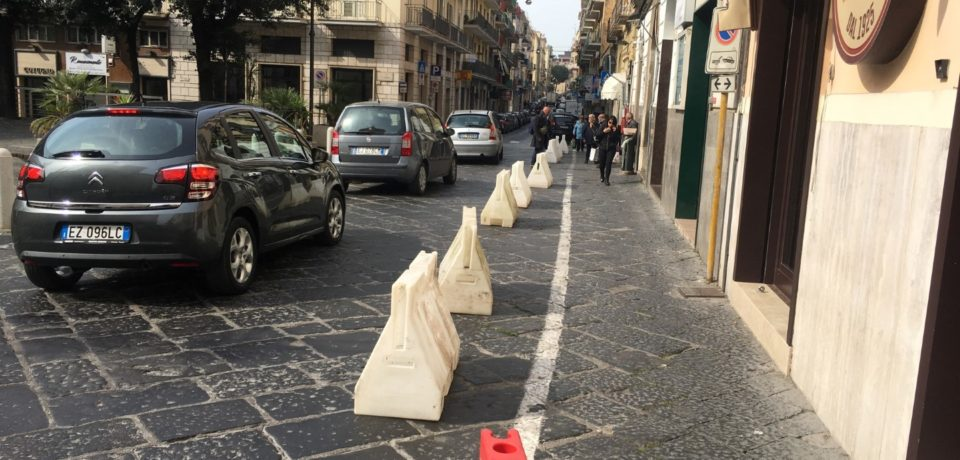 Formia / Avviata la sperimentazione per migliorare la circolazione stradale in Piazza Marconi