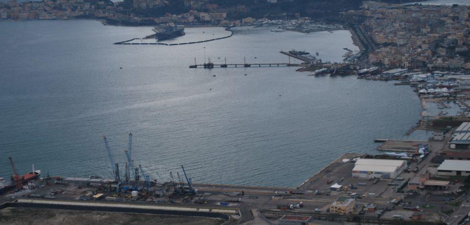 Gaeta / Il porto commerciale diventa scalo del colosso dell'acciaio Arcelor Mittal