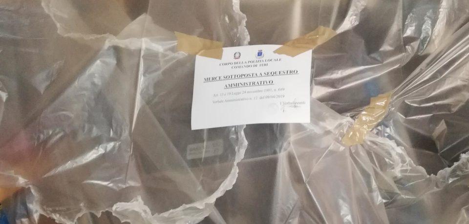 Itri / Officina senza autorizzazioni: sequestro e oltre 5000 euro di sanzioni