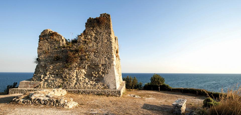 Minturno / Giornata delle dimore storiche del Lazio, visita alla Torre di Scauri