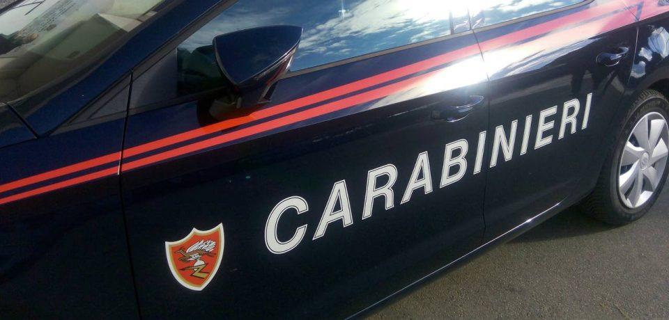 Formia / Rintracciato dai carabinieri un uomo scomparso da Napoli