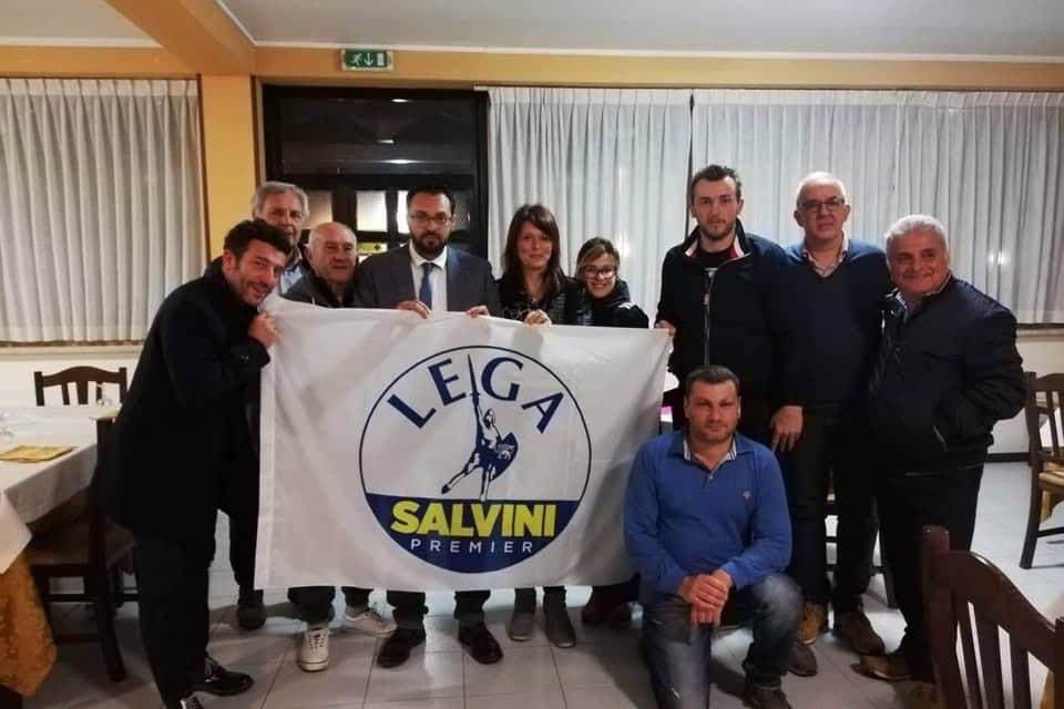 Monte San Biagio / Nasce il circolo locale della Lega