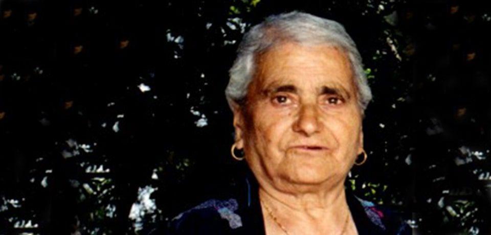 Formia / La frazione di Penitro in festa: Gemma D'Onorio De Meo compie 100 anni