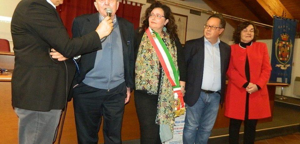 Formia / Cittadinanza onoraria al Prof. Gerard Lutte [VIDEO]