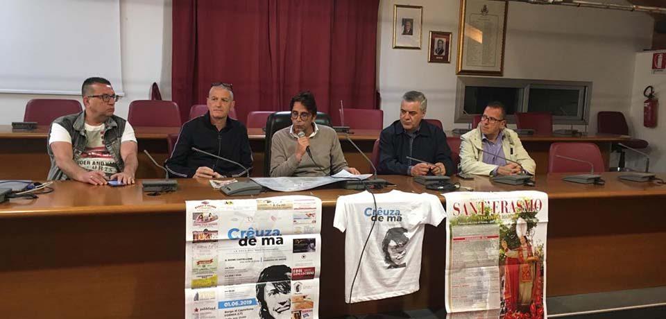 Formia / Presentata la Notte Bianca di Castellone con l'omaggio a Fabrizio De André