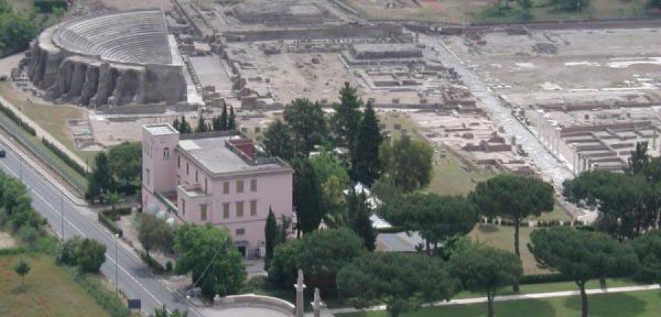 Minturnae-Garigliano, al via i lavori per i marciapiedi sull'Appia