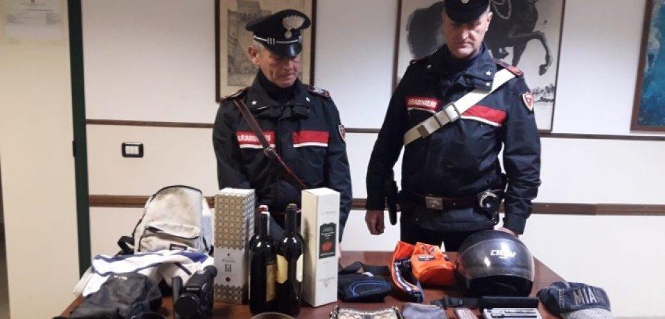Terracina / Topo di appartamento sorpreso dai carabinieri: 26enne arrestato
