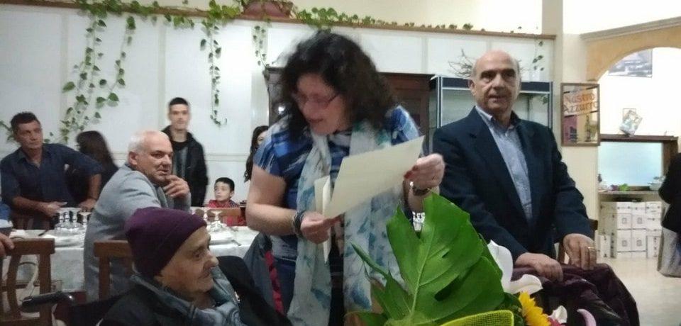 Festa grande a Penitro per i 100 anni di Gemma D'Onorio De Meo