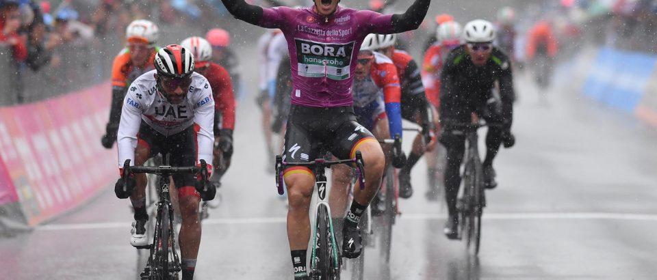 Terracina / Giro d'Italia, la soddisfazione del sindaco Procaccini [VIDEO]