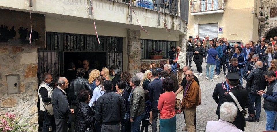 Castelforte / Inaugurato il Museo della Guerra [VIDEO]