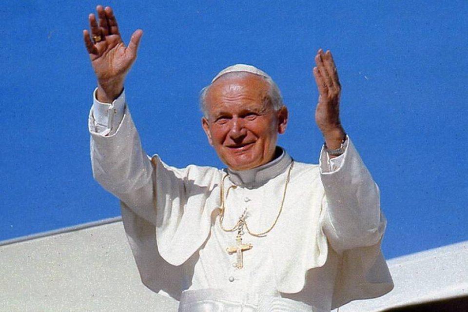 Formia / Al Villaggio Don Bosco arriva la reliquia di San Giovanni Paolo II