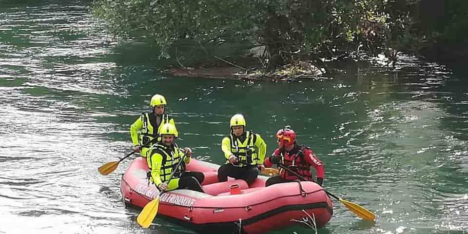 Castelforte / Donna caduta in un corso d'acqua nel cassinate, ricerche anche a Suio