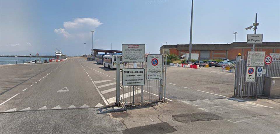 Formia / In arrivo parcheggi a carattere stagionale e l'ampliamento del parcheggio Molo Vespucci