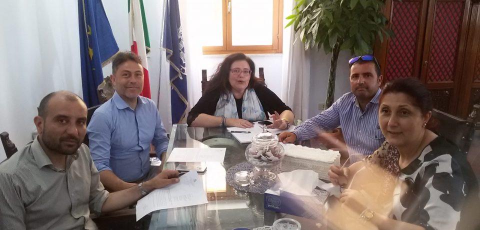 Formia / Il sindaco Villa incontra i comuni costieri campani di Sessa Aurunca e Cellole