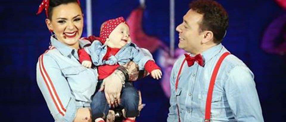 """Enzo e Monica degli """"Arteteca"""" si sposano a Castelforte e battezzeranno anche la figlia Sara [VIDEO]"""