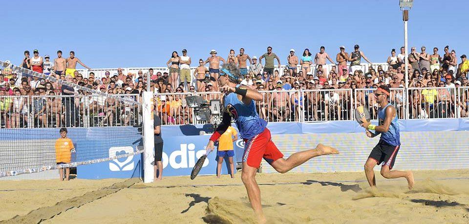 Terracina / Successo per gli Itf Beach Tennis World Championships: oltre 20mila presenze