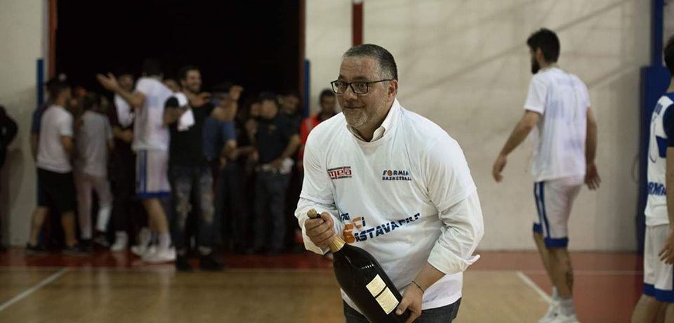 Meta Formia Basketball promosso in serie B [VIDEO]