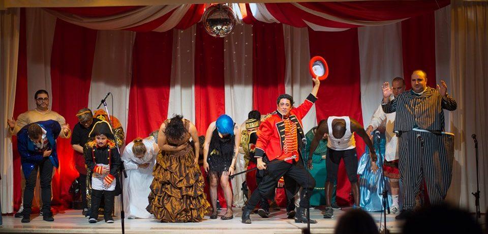 """Castelforte / """"The greatest showman"""", il saggio spettacolo in Piazza Giovanni Falcone"""