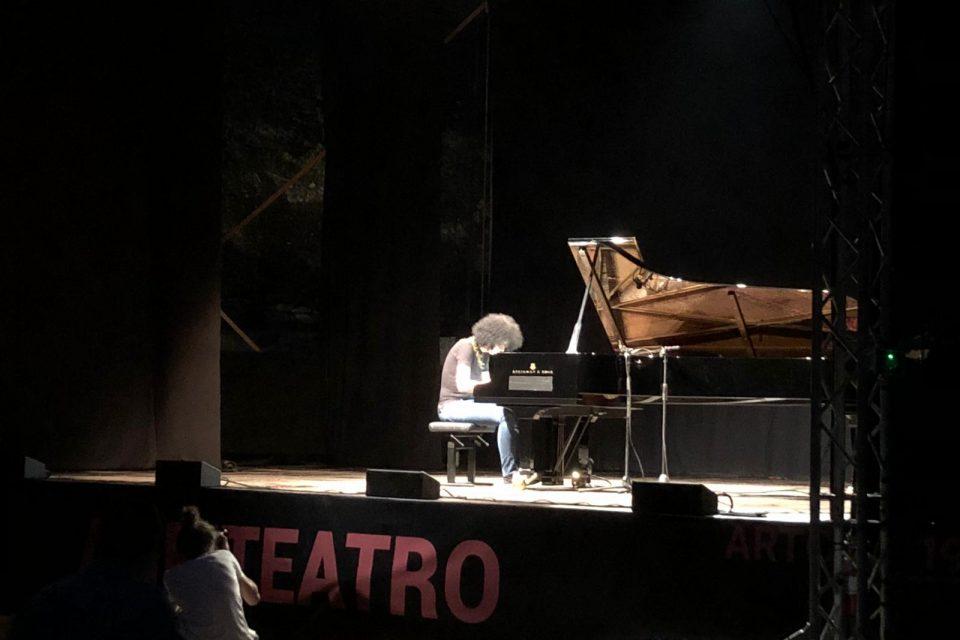 ArtCity, Giovanni Allevi incanta l'anfiteatro di Cassino
