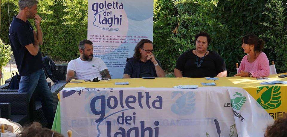 Goletta dei Laghi, 3 punti fortemente inquinati a Sabaudia e 1 punto a Fogliano