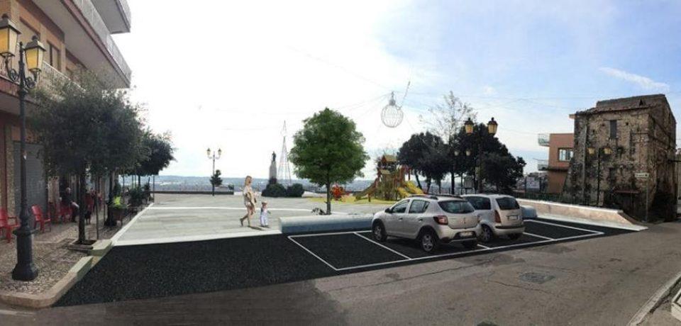 Minturno / Piazza San Leonardo a Tufo, a quando i lavori di restyling?
