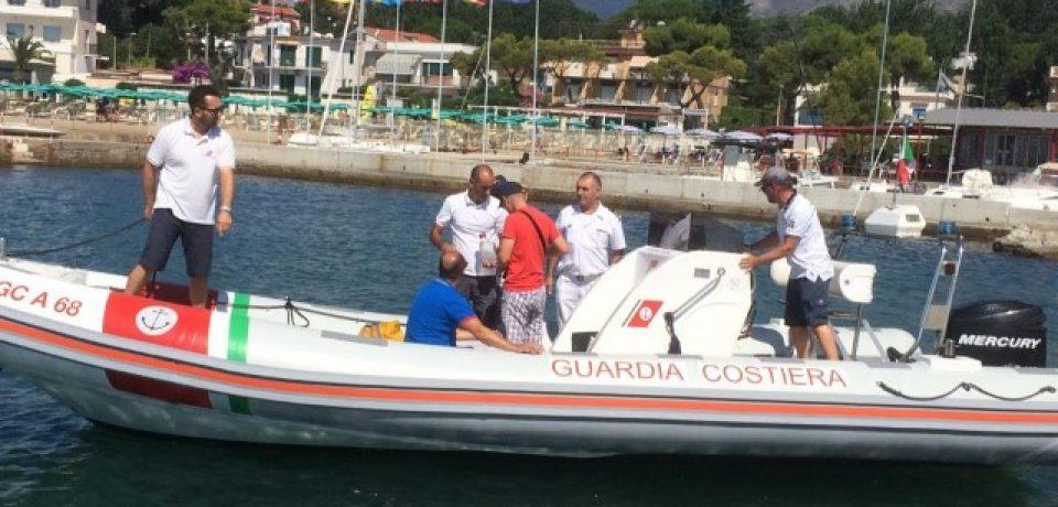 Schiume in mare, l'Arpa rassicura: acque balneabili a Formia e Minturno ma restano criticità