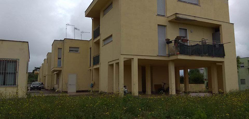 Formia / Avviati i lavori di riqualificazione a due immobili dell'Ater a Penitro