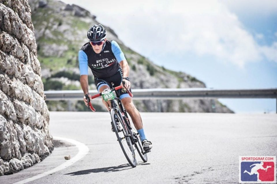 Ciclismo / Paolo Lancerin, da Sperlonga alla Maratona delle Dolomiti