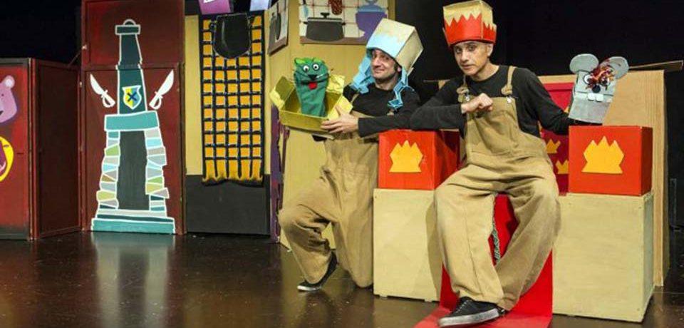 Scauri / Torna il Festival nazionale di Teatro per ragazzi all'Arena Mallozzi