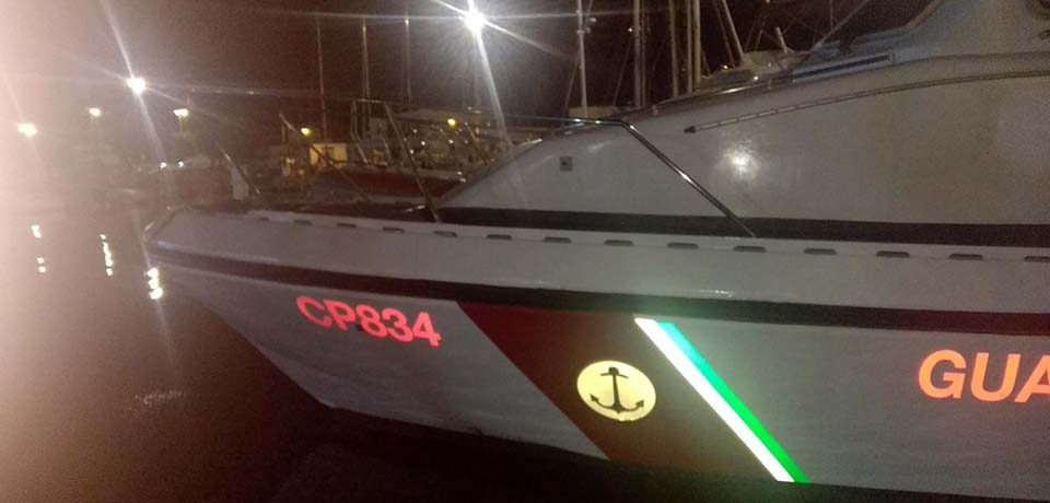 San Felice Circeo / Salvati tre bagnanti dalla Guardia Costiera