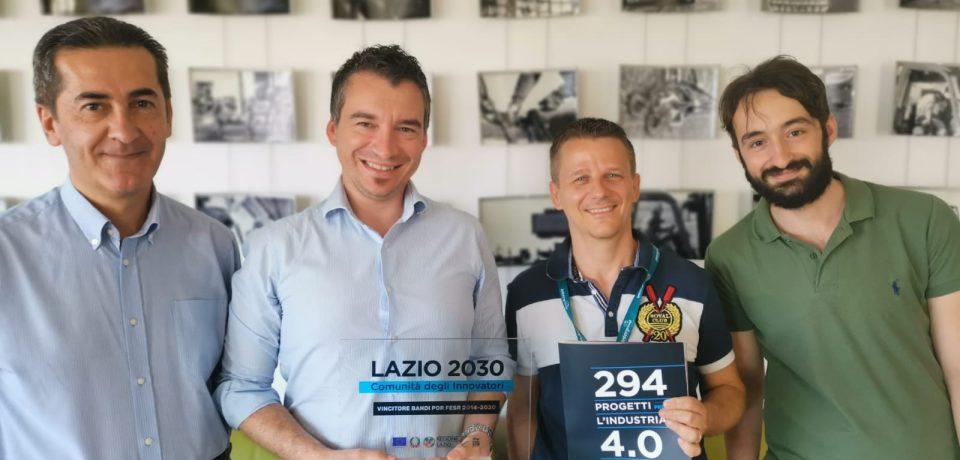 Gaeta / Intergroup medaglia d'oro nel Lazio per l'innovazione