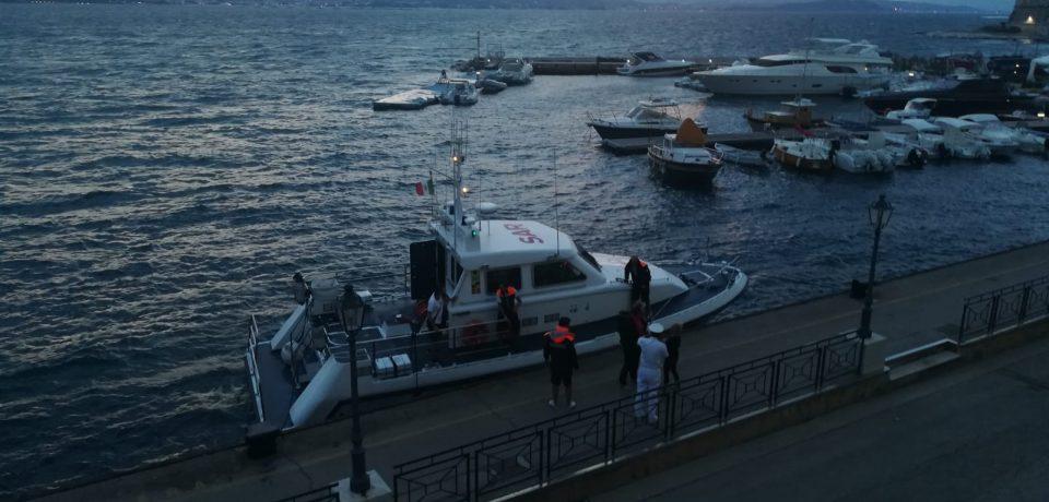 Gaeta / Barca in avaria nella notte, salvati due skipper dalla Guardia Costiera