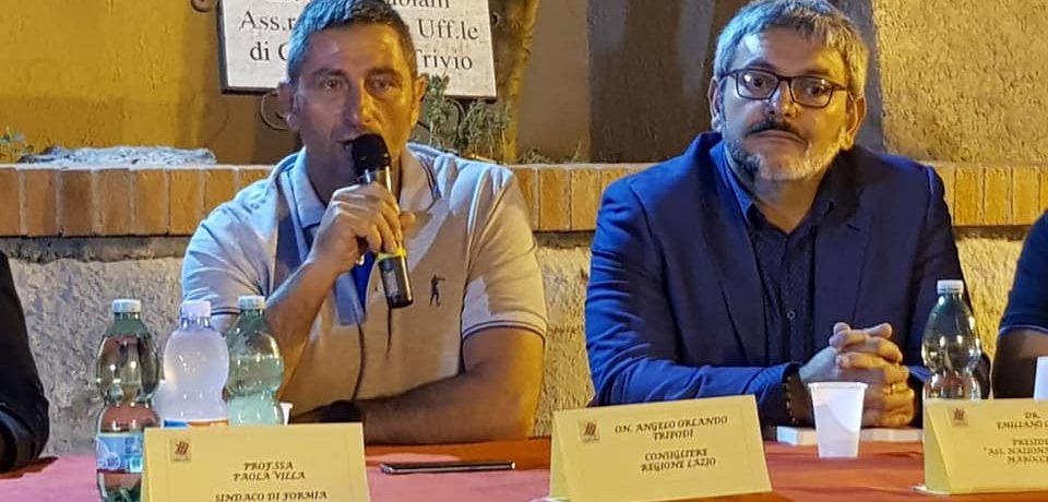 Formia / Successo per il convegno sulle Marocchinate a Trivio