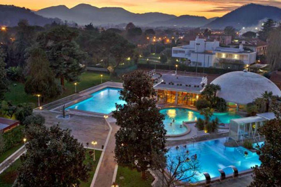 Vacanze alle terme: boom di prenotazioni per Abano